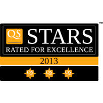 QS Stars University Ranking: Indonesia 2013